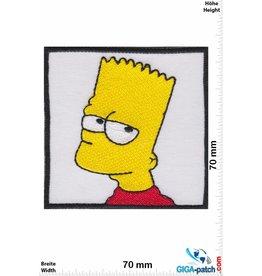 Simpson Bart Simpson  - Head - square