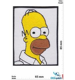 Simpson Homer Simpson  - Kopf - square