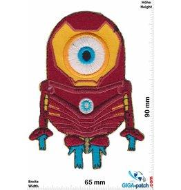 Minion Minions - Iron Man - Einfach unverbesserlich - BIG