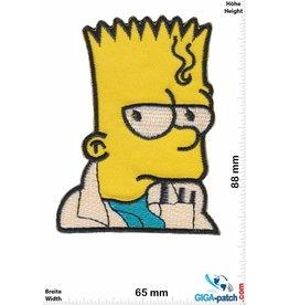 Simpson Bart Simpson  - Head - Doc
