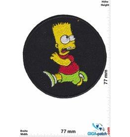 Simpson Bart Simpson  - run - round
