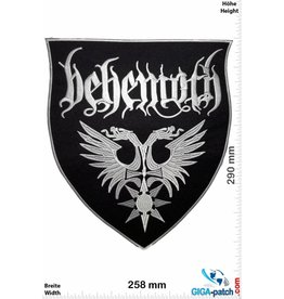 Behemoth Behemoth - Death Metal - 29 cm