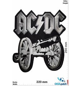 AC DC AC DC - ACDC -Cannon - 26 cm