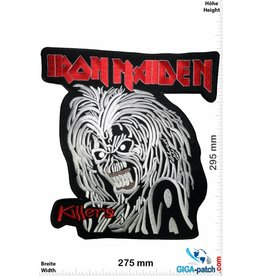 Iron Maiden Iron Maiden - Killers - 26 cm