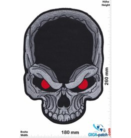 Skull Totenkopf - Skull Head- 26 cm