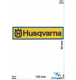 Husqvarna Husqvarna -gelb blau