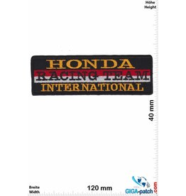 Honda HONDA - Racing Team International