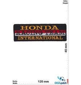 Honda HONDA - Racing Team International