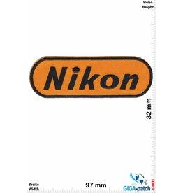 Nikon Nikon - black / orange