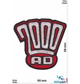 2000 AD - comic magazine