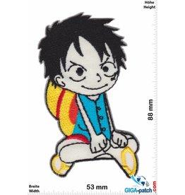 Manga Monkey D. Ruffy  - Ruffy Manga - One Piece