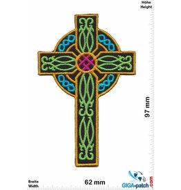 Kruzifix Cross - Crucifix - color