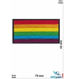 Homosexuell Gay Flagge - Homosexuel