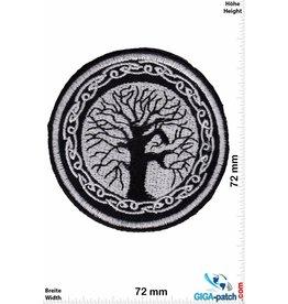 Tree  - Spirit - silver