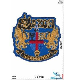 Saxon Saxon - Lionheart- Heavy-Metal-Band - small - HQ