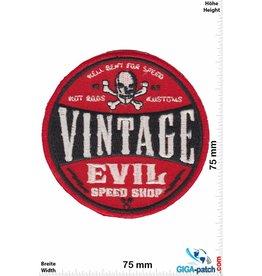 Vintage Evil Speed Shop - Hot Rod