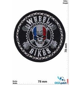 France France Wheel Bikers - Skull