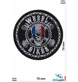 France France Wheel Bikers - Totenkopf