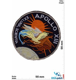 Apollo Apollo 13 - Apollo XIII - Ex Luna Scientia-  BIG - HQ