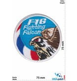 F 16 F-16 Fighting Falcon - USA Army HQ - small