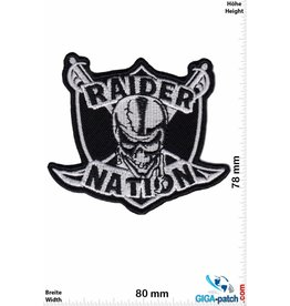 Oakland Raiders Oakland Raiders - Raider Nation - NFL - USA