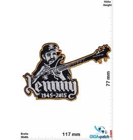 Motörhead Motörhead - Lemmy  - 1945-2015