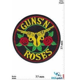 Guns n Roses Guns n' Roses - Revolver - round - black
