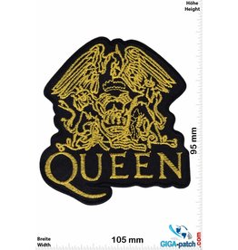Queen The Queen - gold  -Music