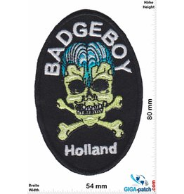 Totenkopf Badgeboy - Holland