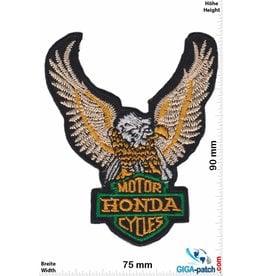Honda Honda Motor Cycles - Eagle Adler
