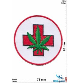Marihuana, Marijuana Red Cross - Marijuana - Marihuana