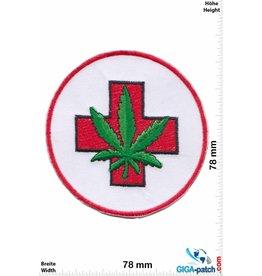 Marihuana, Marijuana Rotes Kreuz - Marijuana - Marihuana