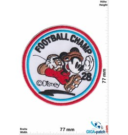 Mickey Mouse  Mickey Mouse - Football Champ 28