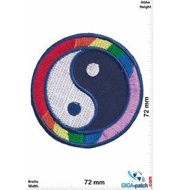 Yin Yang  Yin Yang - gay - blue