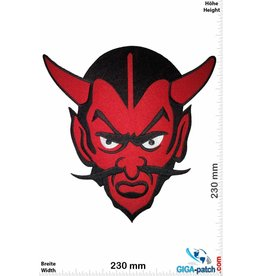 Devil Roter Teufel - red devil  - 23 cm - BIG