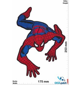 Spider-Man Spiderman - on wall- 25 cm - BIG