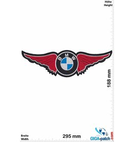 BMW BMW Fly - rot - 29 cm   - BIG