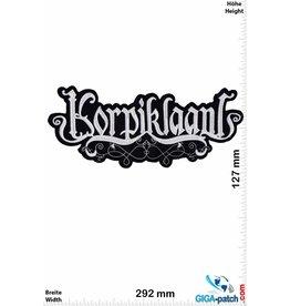 Korpiklaani  Korpiklaani - Folk-Metal-Band - 29cm - BIG