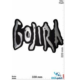 Gojira Gojira - Death-Metal-Band- 33 cm - BIG