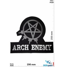 Arch Enemy Arch Enemy - Melodic-Death-Metal-Band - 29 cm - BIG