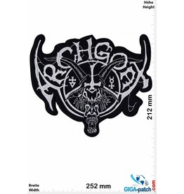 Archgoat Archgoat - Black-Metal-Band - 25 cm - BIG