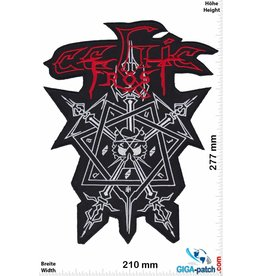 Celtic Frost Celtic Frost - Metal-Band - 28 cm - BIG