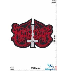 Marduk Marduk - Black-Metal-Band - 27 cm - BIG