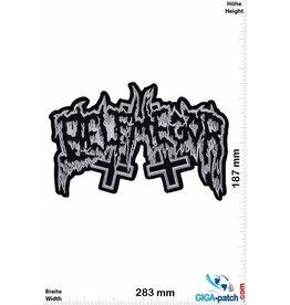 Belphegor - Death-Metal-Band - 28 cm - BIG