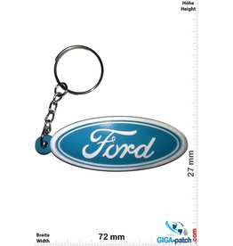 Ford Ford - lightblue