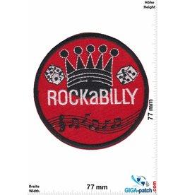 Rockabilly Rock a Billy - King - Dice