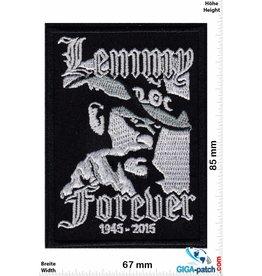 Motörhead Motörhead - Lemmy  Forever - 1945-2015