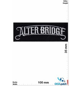Alter Bridge Alter Bridge - Rockband - black silver