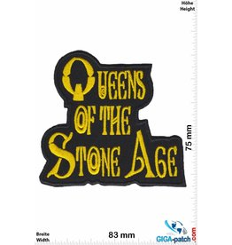 Queens of the Stone Age Queens of the Stone Age - gold- Alternative-Rock - Stoner-Rock
