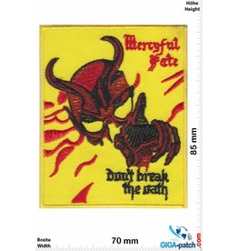 Mercyful Fate Mercyful Fate - don't break the earth -Heavy-Metal-Band - HQ